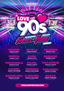 Love de 90s