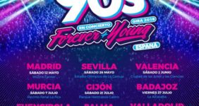 Love The 90s en Valladolid!!!