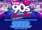 Artistas y precios para Love The 90s en Valladolid