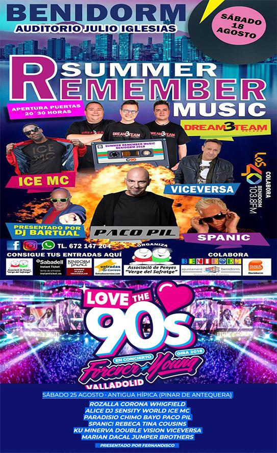 !! Vuelven los 90s ¡¡