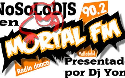 Retro 90s Dance Music (Nosolodjs in Mortal FM)