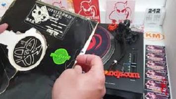 Presentación disco 20: K R B – Mysterious Song (Remix 1992) «SONIDO VINILO»