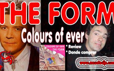Presentación disco  41: The Form – Colours of ever «SONIDO VINILO»