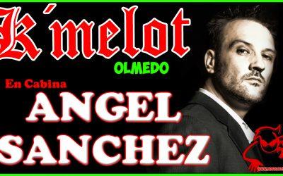 Sesion de Ángel Sánchez en la mítica sala K´melot (Olmedo)